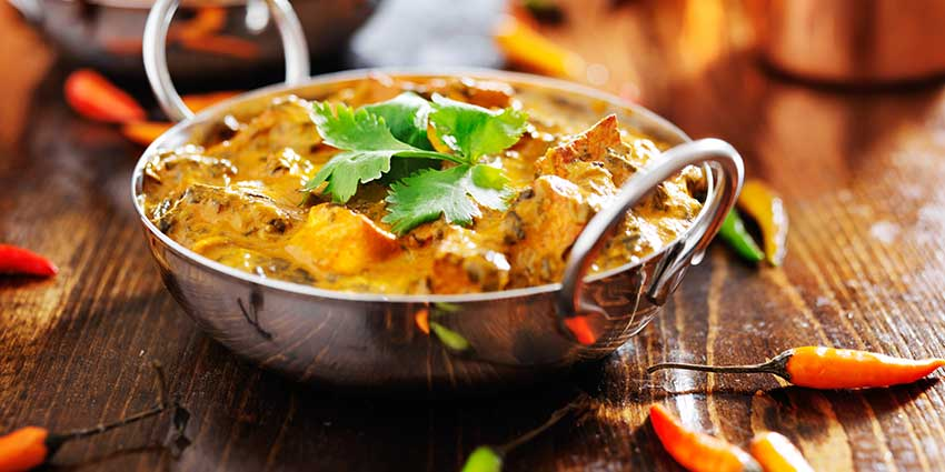 National Curry Week Island Delight