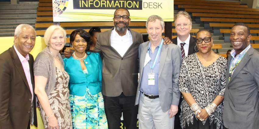 Birmingham Commonwealth Visit Jamaica