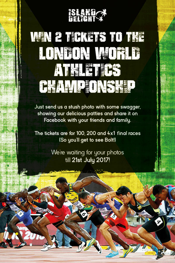London Athletics Championship Tickets