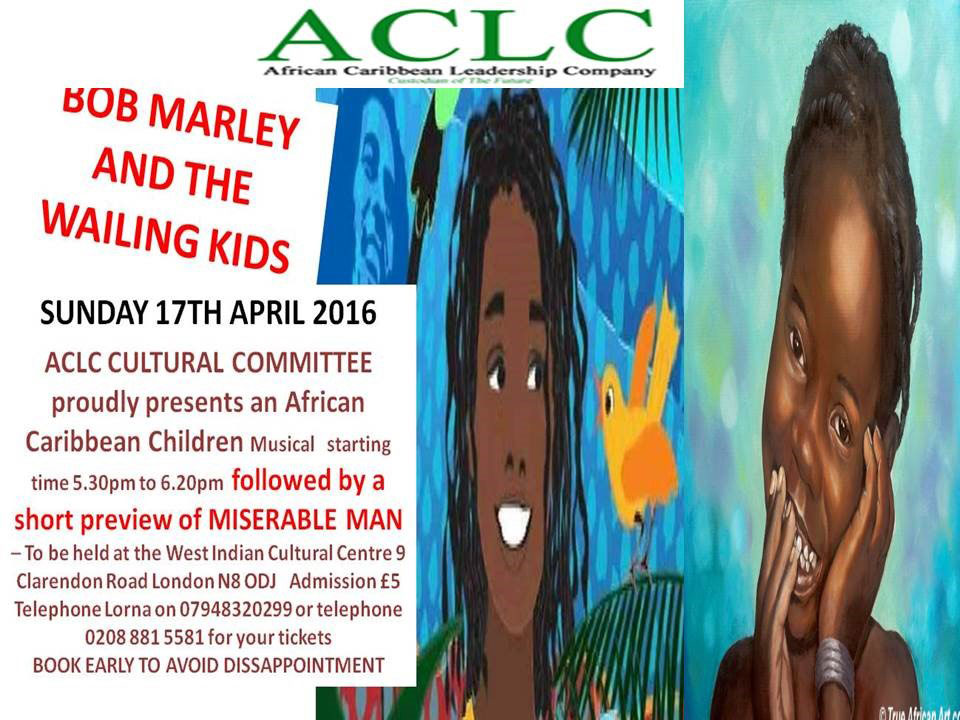 ACLC African Caribbean Leadership Event Island Delight