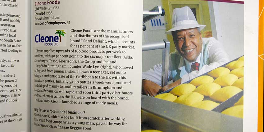 Cleone Foods Makes the Power List